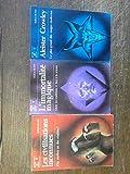 lot de 3 livres de serge hutin aleister crowley le plus grand des mages modernes les civilisations inconnues des mythes ou des r?alit?s ? l immortalit? magique dans les traditions et face ? la science