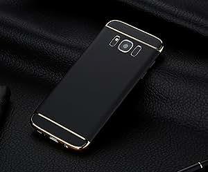 Bling Case Full Protection 3 In 1 Back Cover For Samsung Galaxy S8 Plus Back cover for s8 plus samsung s8 plus-Black