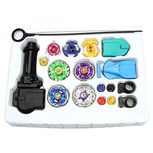 Futurekart™ Beyblade 4D Launcher Grip Set