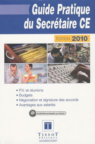 Guide Pratique du Secrtaire CE