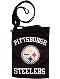 Pro-FAN-ity by Littlearth NFL Game Day Bolsa, Pittsburgh Steelers