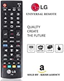 LG LED/LCD/PLASMA 3D Smart TV Remote (Works With All LG Led/Lcd/TV)