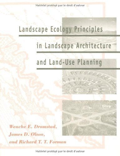 Landscape Ecology Principles in Landscape Architecture and Land-Use Planning by Dramstad, Wenche, Olson, James D., Forman, Richard T.T. (1996) Paperback