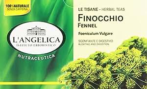 L'Angelica - Finocchio, Sgonfiante E Digestivo - 40g