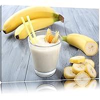 Seductive Banana Agitare Formato: canvas 120x80auf, XXL Immagini enormi completamente