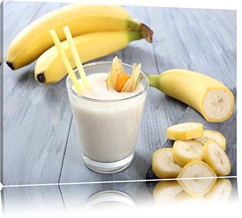 Seductive Banana Agitare Formato: canvas 60x40auf, XXL Immagini enormi completamente