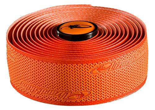 Lizard Skins li9900. NOR-Schleifenband Vorbau Fahrrad Unisex Erwachsene, Orange, 2,5mm - Lizard Lenkerband Skins