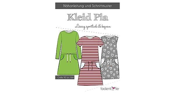 Schnittmuster kleid 164 kostenlos