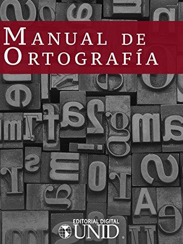 Manual de Ortografía por Mario Capiz Álvarez