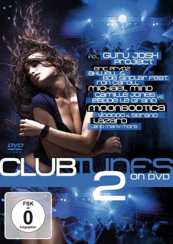 ZYX Music GmbH & Co.KG Clubtunes on DVD 2