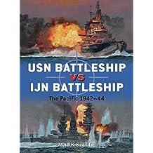 USN Battleship vs IJN Battleship: The Pacific 1942–44 (Duel)