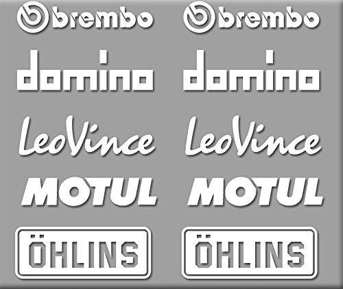 pegatinas-sponsors-moto-gp-r325-stickers-aufkleber-decals-autocollants-adesivi-leo-vince-motul-blanc