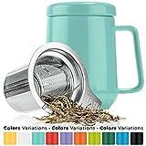 Tealyra - PEAK Tasse de thé en Céramique - Best Reviews Guide