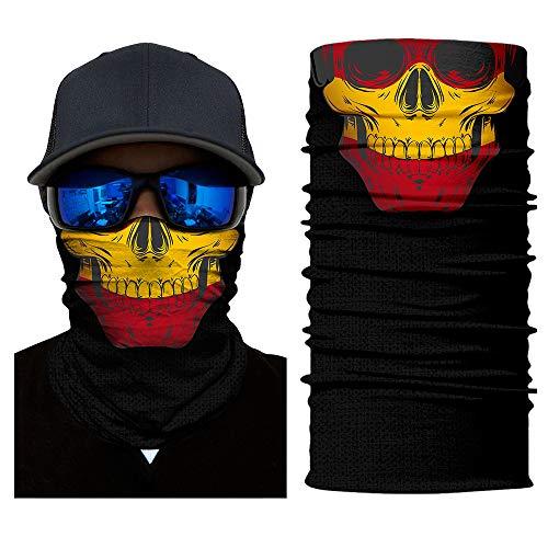 invicto x selección asombrosa diseño de calidad ▷Bandanas, gorros y guantes hombre gótico, steampunk y ...