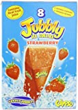 Calypso Jubbly Strawberry 8 x 62 ml (Pack of 6, Total 48)