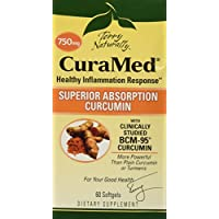 Terry Naturally CuraMed (750mg, 60 Softgels)