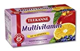 1x Teekanne MULTIVITAMIN-Früchtetee Getränk, Teebeutel