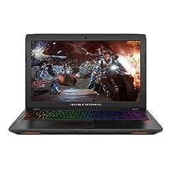 ASUS ROG Strix GL553VE-DM292T 15.6-inch Gaming Laptop (Black) - (Intel i7-7700HQ Processor, 8GB RAM, Nvidia GTX 1050Ti 4GB Dedicated Graphics, 1TB HDD + 128GB SSD, Full RGB Keyboard, Windows 10)