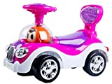 #3: Baybee Monza Classic Stylish Ride-on Car (Pink)
