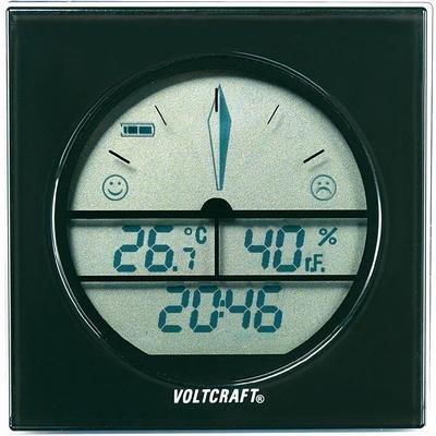 Preisvergleich Produktbild VOLTCRAFT HygroCube 55Digitaler Anzeige des Clima der Umwelt (Hygrometer)