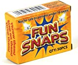 Fun Snaps - 10 packs supplied