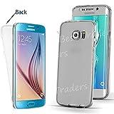 Ultra Thin Transparent TPU Gel Schutzhülle Samsung Galaxy S7s7edge S6s6edge S5J3J5A3, grau, Samsung Galaxy J3