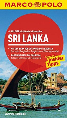MARCO POLO Reiseführer Sri Lanka: Reisen mit Insider-Tipps. Mit EXTRA Faltkarte & Reiseatlas