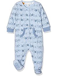 Pumpkin Patch Baby Boys' Footed All-In-One Footies