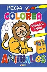 Descargar gratis Pega y colorea animales en .epub, .pdf o .mobi
