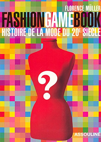 FASHION GAME BOOK FRANCAIS