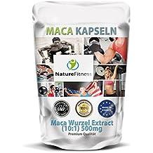 Maca Kapseln Bigpack mit 500 Stück