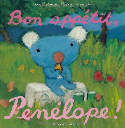 Bon appétit, Pénélope