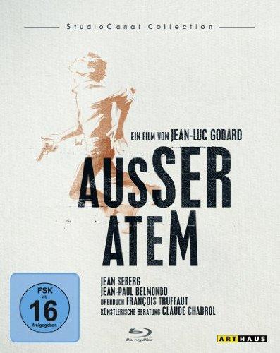 Bild von Außer Atem - StudioCanal Collection [Blu-ray]