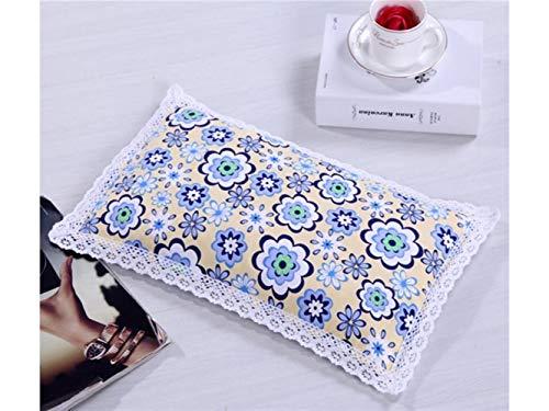 Godlife Almohada de bebé Almohada de bebé recién Nacido Almohada de algodón y Cuello Suppor Sleeping Cushion (Colorido) para Dormir