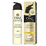 Olaz Total Effects 7-in-1 Federleicht Tagescreme Anti-Aging Hautpflege LSF 15, 1er Pack (1 x 50 ml)