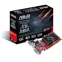 ASUS R7240-OC-4GD3-L - Tarjeta gráfica de 4 GB DDR3 (AMD Radeon R7 240, PCI Express 3.0, 900 MHz, HDMI)