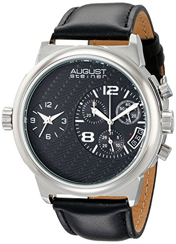 Montre bracelet - Homme - AUGUST STEINER - AS8151SSB