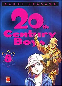 20th Century Boys Edition simple Tome 8