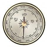 Einbau Barometer in schickem Kompassdesign Ø 70mm