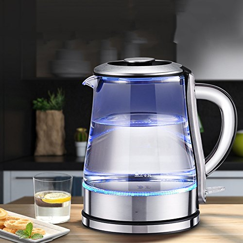 Kettle FEIFEI Electric Stainless Steel Color 1350W 1.2L 250 * 305mm Anti-dry Easy to move
