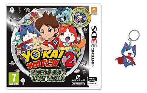 3DS Yo-Kai Watch 2: Fantasqueletos + Medalla - Edición Especial Limit
