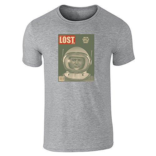 Pop Threads -  T-shirt - Uomo Gray