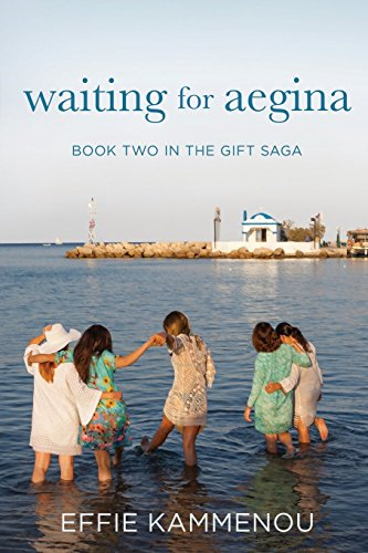 Book cover image for Waiting for Aegina: The Gift Saga, Book 2