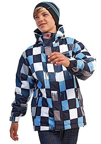 Quicksilver Schneejacke Snowboardjacke Snowboard Jacke Winterjacke Blau 128