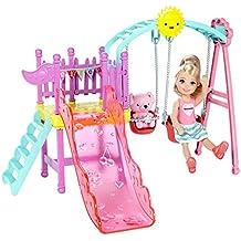 Barbie - Chelsea y su columpio (Mattel DWJ46)