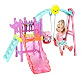 Barbie Mattel DWJ46 - Chelsea und Schaukel-Set