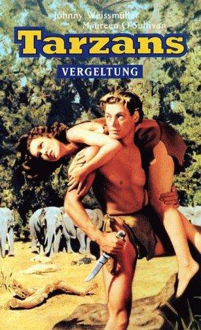 Tarzans Vergeltung [VHS]
