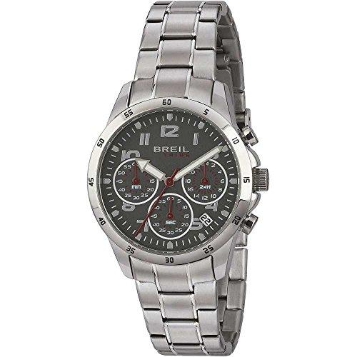 BREIL Reloj Tribe Circuito Hombre Cronógrafo Negro - EW0379