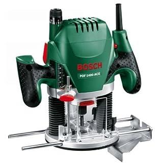 Bosch POF 1400 ACE - Fresadora de superficie (1.400 W, en maletín) (B000W34ZEW) | Amazon Products
