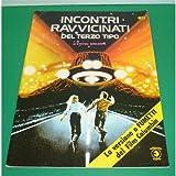 INCONTRI RAVVICINATI DEL TERZO TIPO Corno 1978